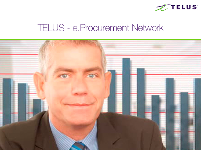 TELUS – e.Procurement Network Solutions