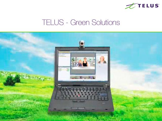 TELUS – Green Solutions