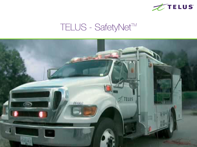 TELUS – SafetyNet