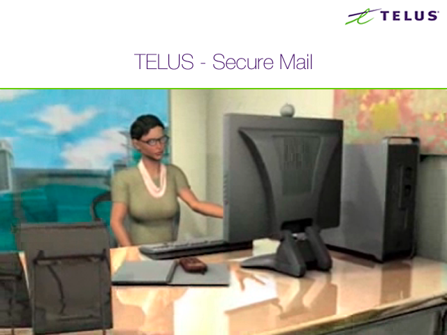TELUS – Secure Mail