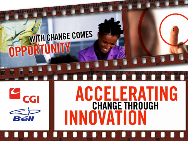 CGI – Accelerating Change Video