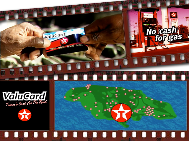 Texaco ValueCard TV Commercial