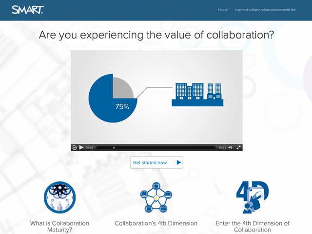 SMART Inspired Collaboration Assessment – Lite