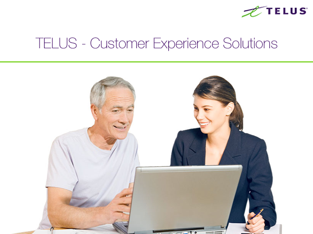 TELUS – Invest in Customer Experience