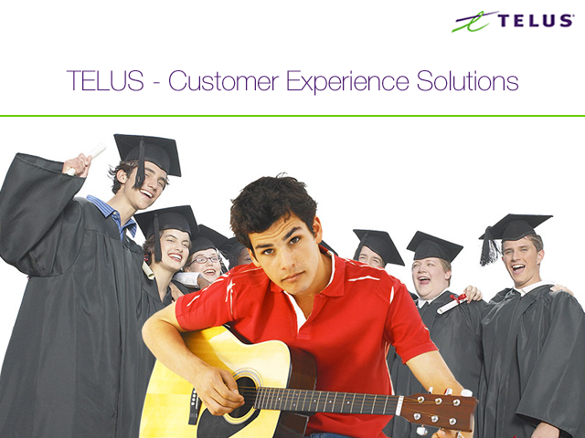 TELUS – Customer Experience Solutions