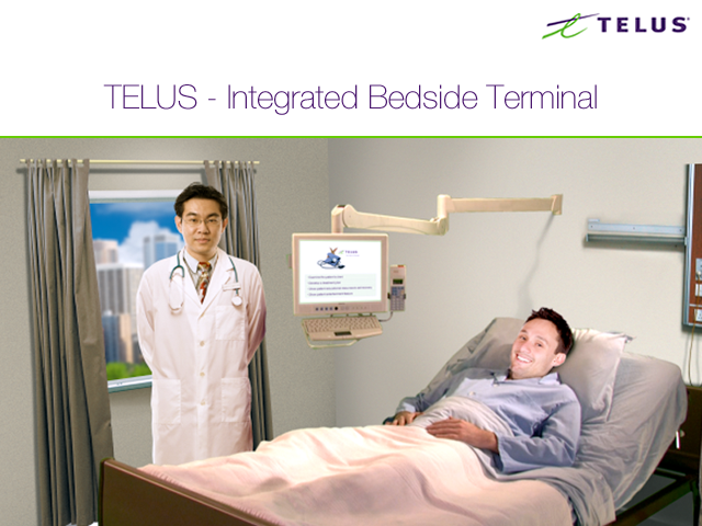 TELUS – Integrated Bedside Terminal