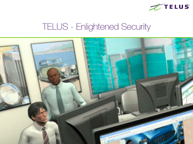 TELUS – Enlightened Security
