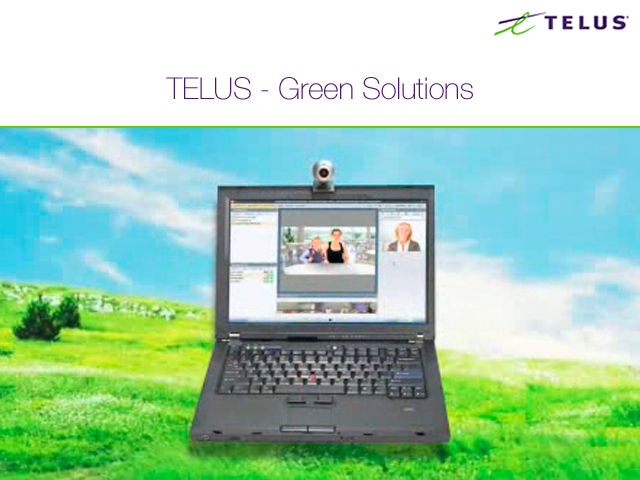 TELUS – Green Solutions