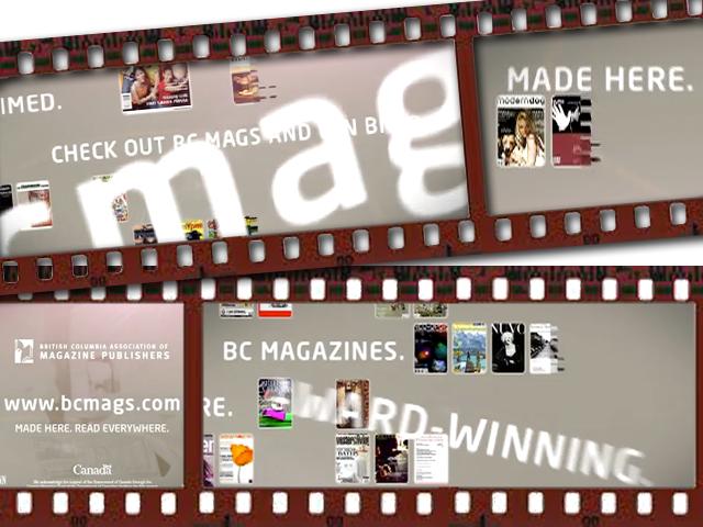 BC Magazines – Pre-Cinema Stinger