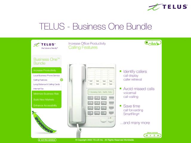 TELUS – Business One Demo