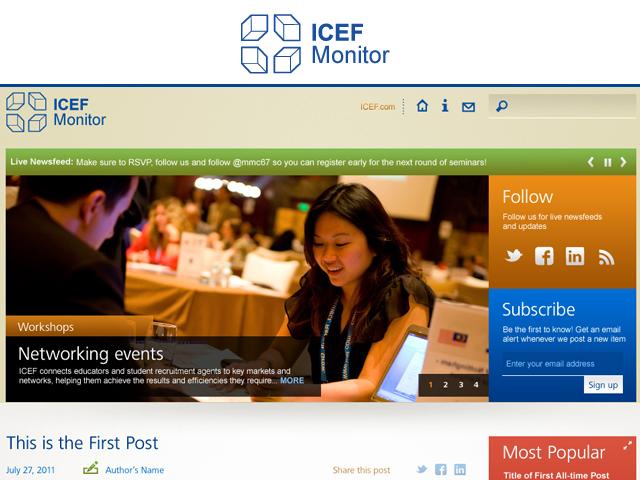 ICEF Monitor V1