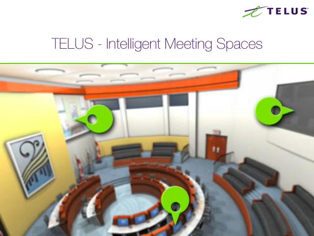 TELUS – Intelligent Meeting Spaces