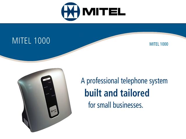 Mitel 1000 Product Demo
